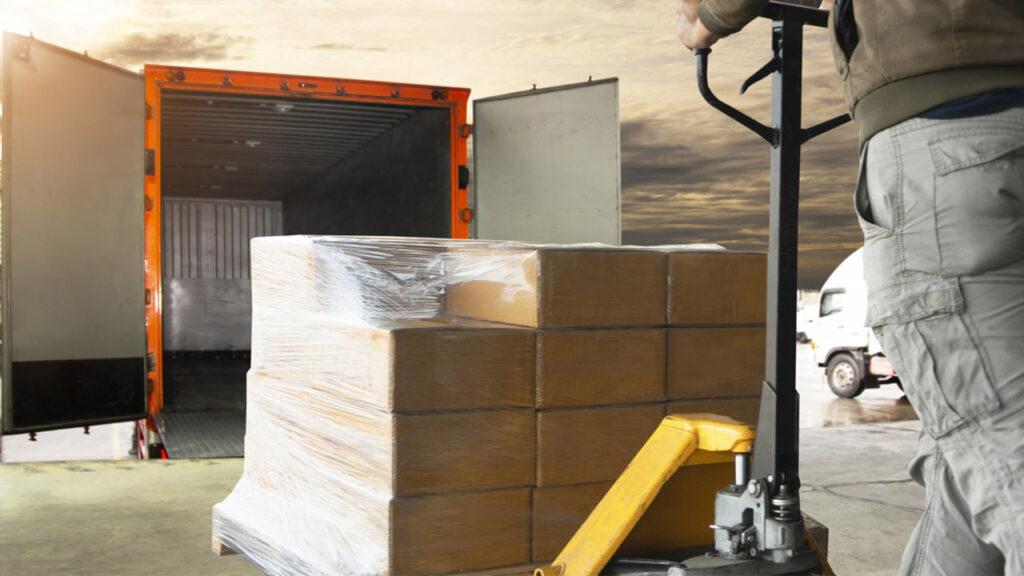 Carga geral: para cada carga, um tipo de veículo